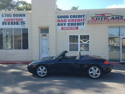1999 Porsche Boxster for sale in Rosedale, MD
