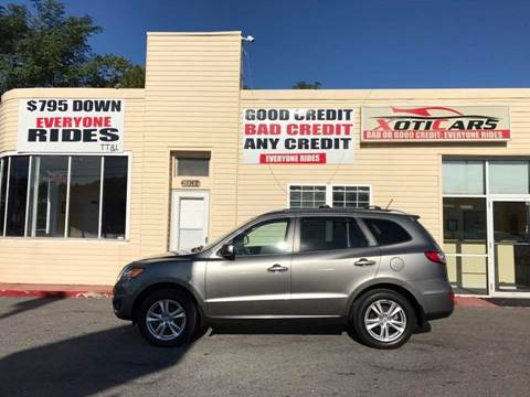 2011 Hyundai Santa Fe for sale in Rosedale, MD
