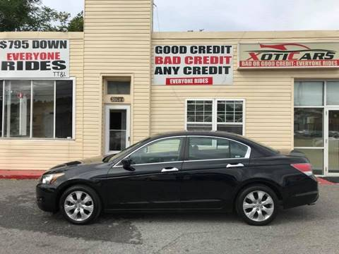 2008 Honda Accord for sale in Rosedale, MD