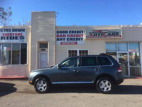 2005 Volkswagen Touareg for sale in Rosedale, MD