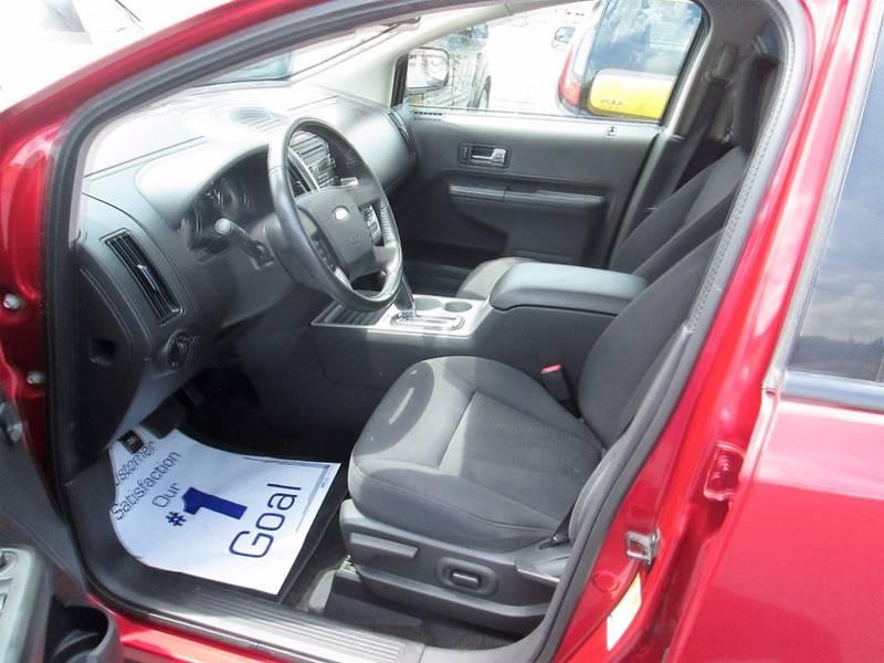 2010 Ford Edge SEL AWD 4dr Crossover - Elizabethton TN