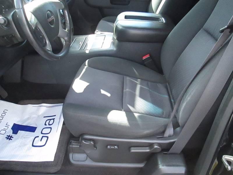 2011 GMC Sierra 1500 4x4 SLE 4dr Extended Cab 6.5 ft. SB - Elizabethton TN