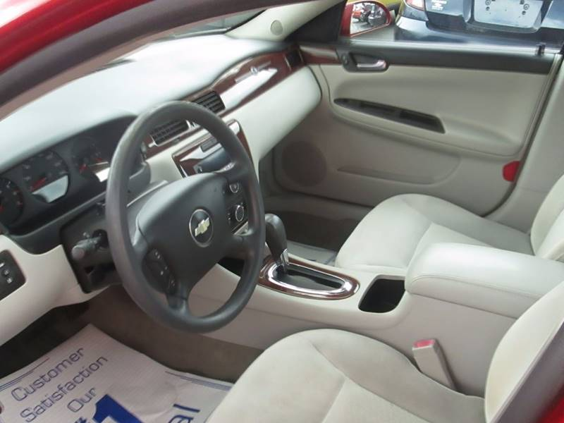 2007 Chevrolet Impala LS 4dr Sedan - Elizabethton TN