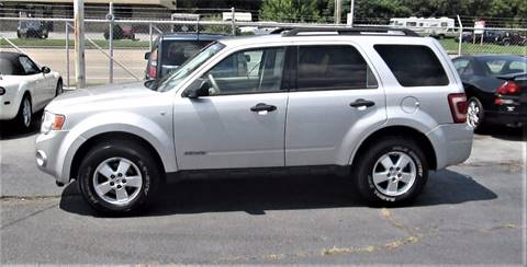 2008 Ford Escape for sale in Elizabethton, TN