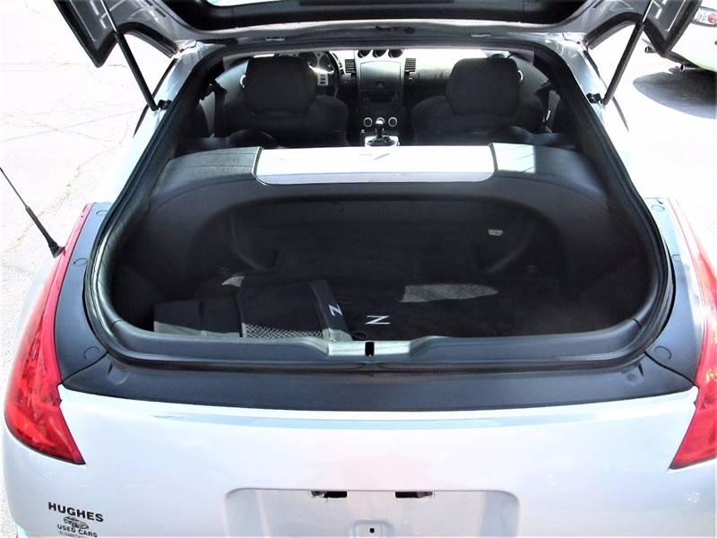 2006 Nissan 350Z Enthusiast 2dr Coupe (3.5L V6 6M) - Elizabethton TN