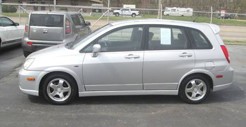 2004 Suzuki Aerio for sale in Elizabethton, TN