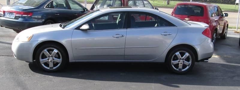 2006 Pontiac G6 GT 4dr Sedan - Elizabethton TN