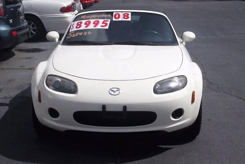 2008 Mazda MX-5 Miata SV 2dr Convertible - Elizabethton TN