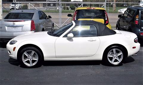 2008 Mazda MX-5 Miata for sale in Elizabethton, TN