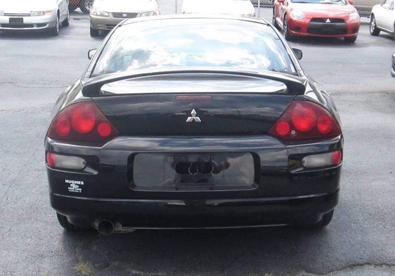 2002 Mitsubishi Eclipse GT 2dr Hatchback - Elizabethton TN