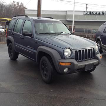 2002 Jeep Liberty for sale in Scranton, PA