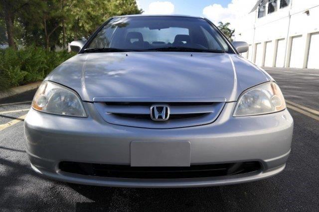 2002 Honda Civic EX 2dr Coupe - Miami FL