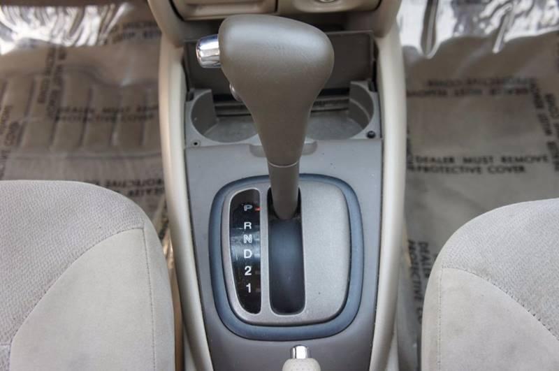 2002 Mazda Protege DX 4dr Sedan - Miami FL