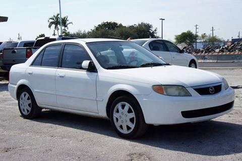 2002 Mazda Protege for sale in Miami, FL