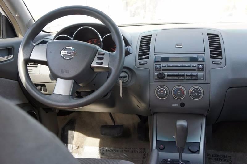 2006 Nissan Altima 2.5 S 4dr Sedan w/Automatic - Miami FL