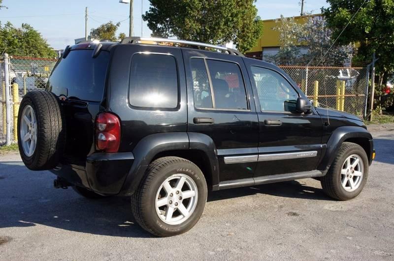 2005 Jeep Liberty Limited 4dr SUV - Miami FL