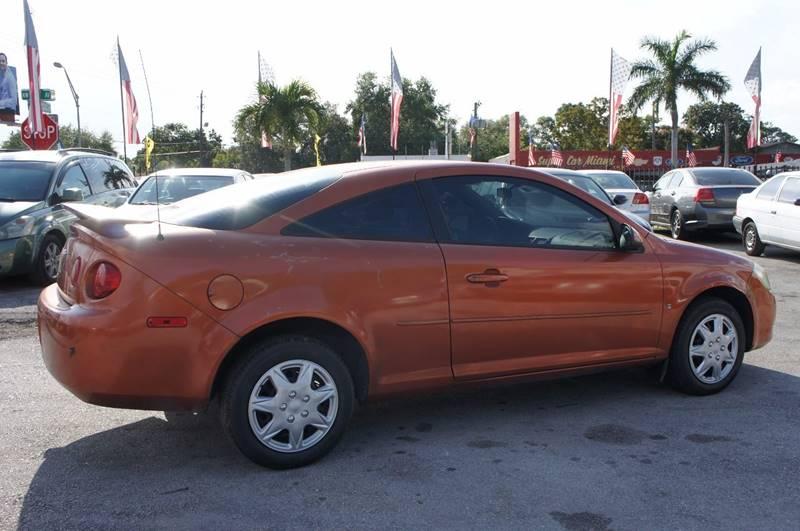2007 Chevrolet Cobalt LT 2dr Coupe - Miami FL