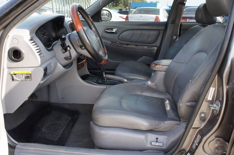 2000 Hyundai Sonata GLS 4dr Sedan - Miami FL