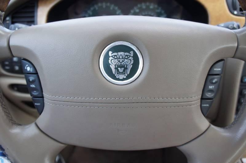 2003 Jaguar S-Type 3.0 4dr Sedan - Miami FL