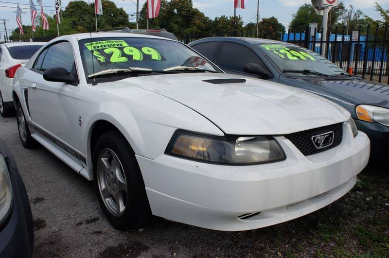2002 Ford Mustang 2dr Coupe - Miami FL