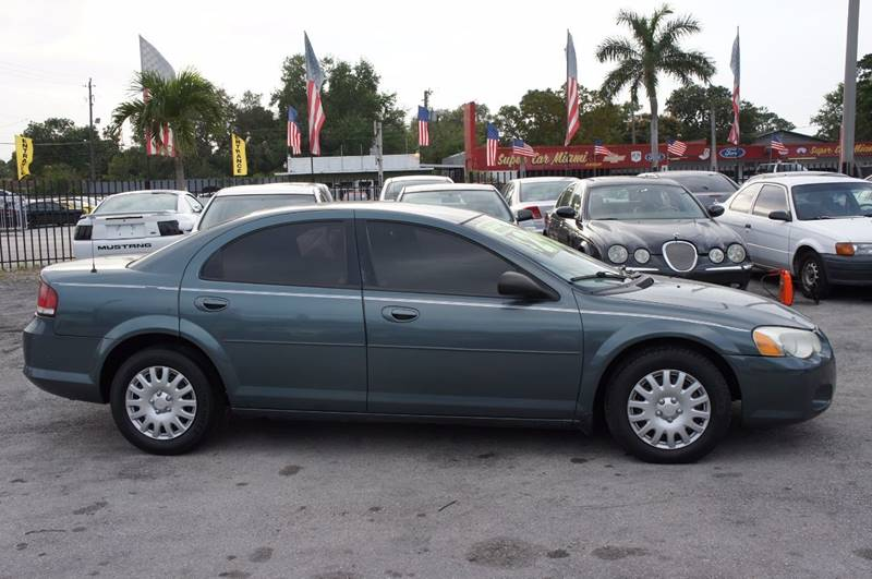 2005 Chrysler Sebring 4dr Sedan - Miami FL