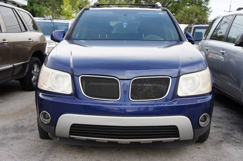2006 Pontiac Torrent 4dr SUV - Miami FL