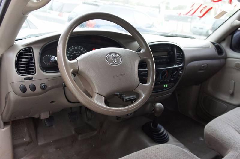 2006 Toyota Tundra 2dr Regular Cab 4WD LB - Miami FL