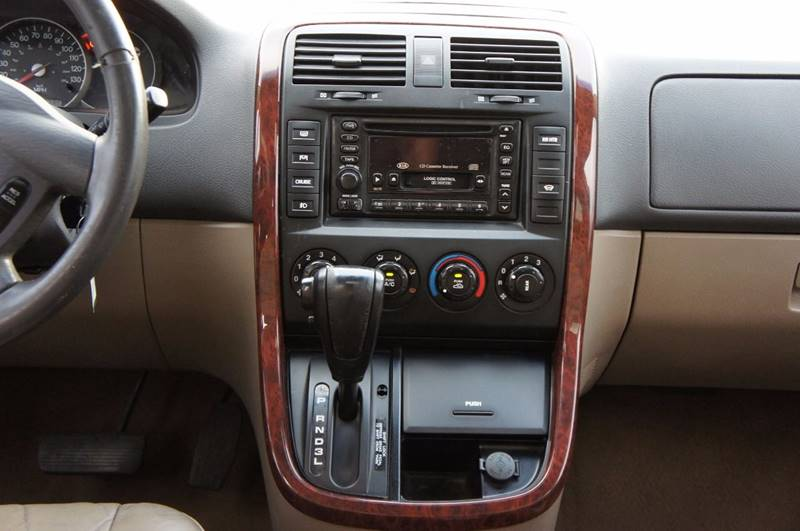 2002 Kia Sedona EX 4dr Mini-Van - Miami FL
