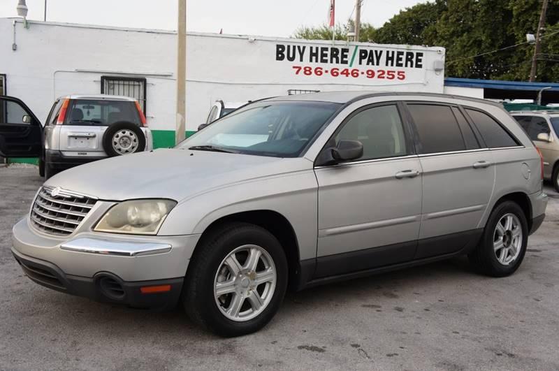 2004 Chrysler Pacifica Fwd 4dr Wagon - Miami FL