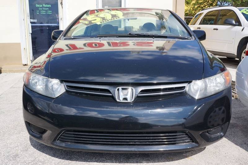 2008 Honda Civic EX 2dr Coupe 5A - Miami FL