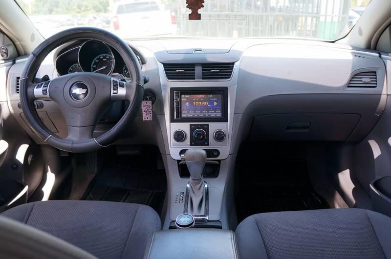 2009 Chevrolet Malibu LT1 4dr Sedan - Miami FL