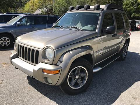 2003 Jeep Liberty for sale at CAR STOP INC in Duluth GA