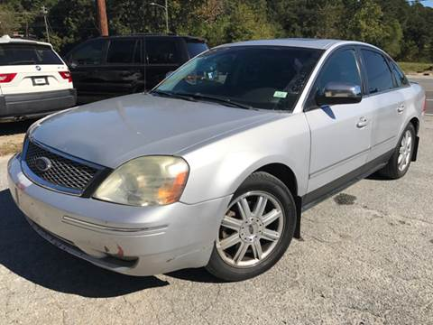 2005 Ford Five Hundred for sale in Duluth, GA