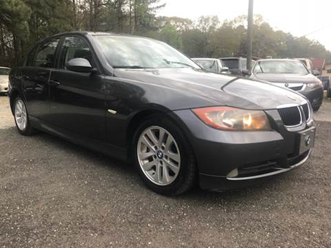 2006 BMW 3 Series for sale at ATLANTA AUTO WAY in Duluth GA