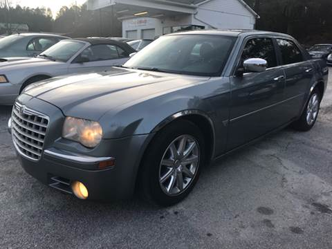 2007 Chrysler 300 for sale at CAR STOP INC in Duluth GA