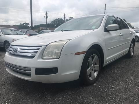 2007 Ford Fusion for sale at ATLANTA AUTO WAY in Duluth GA
