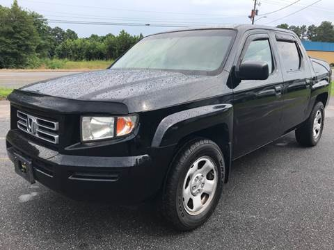 2007 Honda Ridgeline for sale at CAR STOP INC in Duluth GA