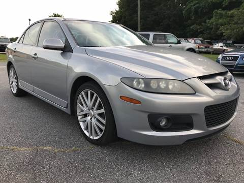 2006 Mazda MAZDASPEED6 for sale at CAR STOP INC in Duluth GA
