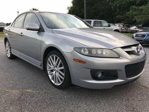Mazdaspeed6 For Sale >> Mazda Mazdaspeed6 For Sale In Duluth Ga Car Stop Inc