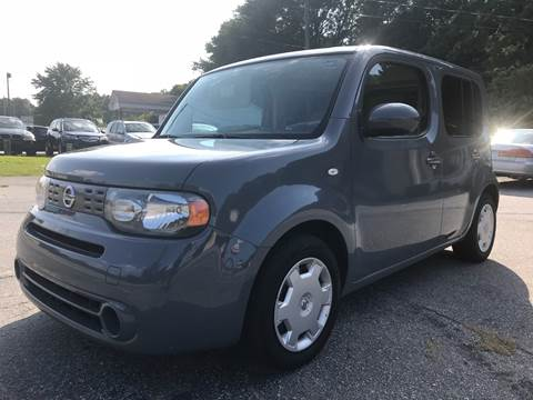 2013 Nissan cube for sale at CAR STOP INC in Duluth GA