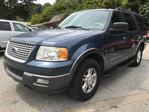 2006 Ford Expedition for sale at CAR STOP INC in Duluth GA
