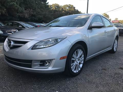 2010 Mazda MAZDA6 for sale at CAR STOP INC in Duluth GA