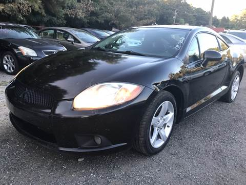 2009 Mitsubishi Eclipse for sale at CAR STOP INC in Duluth GA