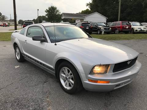 2006 Ford Mustang for sale at CAR STOP INC in Duluth GA