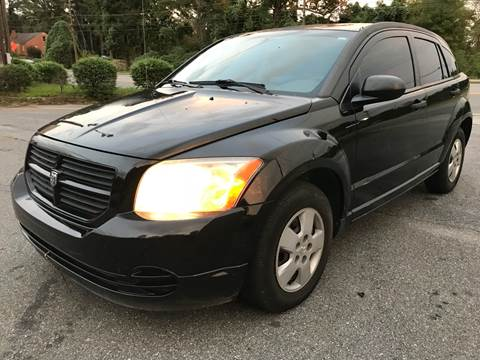2007 Dodge Caliber for sale at CAR STOP INC in Duluth GA