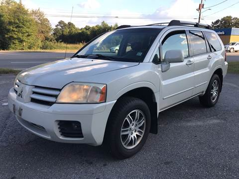 2005 Mitsubishi Endeavor for sale at CAR STOP INC in Duluth GA
