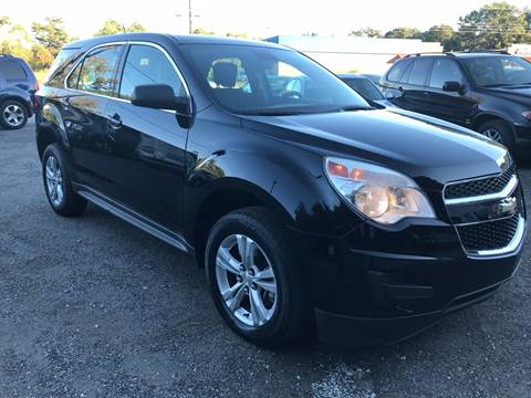 2013 Chevrolet Equinox for sale at CAR STOP INC in Duluth GA