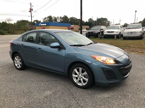 2010 Mazda MAZDA3 for sale at CAR STOP INC in Duluth GA