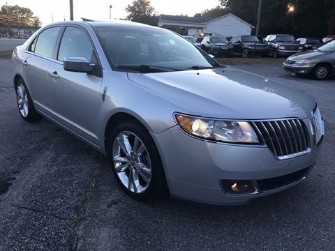 2012 Lincoln MKZ for sale at CAR STOP INC in Duluth GA