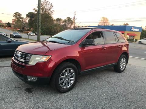 2007 Ford Edge for sale at CAR STOP INC in Duluth GA